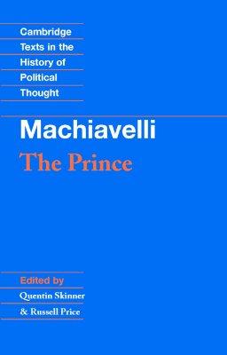 Machiavelli By Machiavelli, Niccolo/ Price, Russell/ Skinner, Quentin